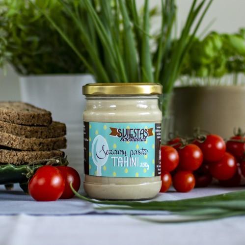 Sezamų pasta TAHINI, 250 g